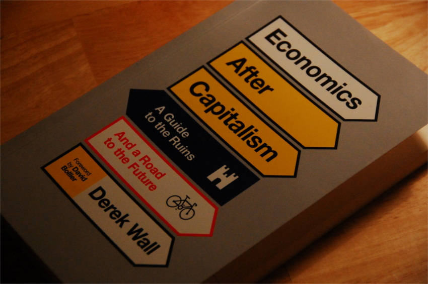 Book of the Day: Derek Wall's Economics After Capitalism
